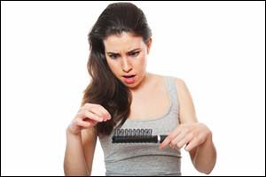 Thinning Hair - Hair Loss in Women